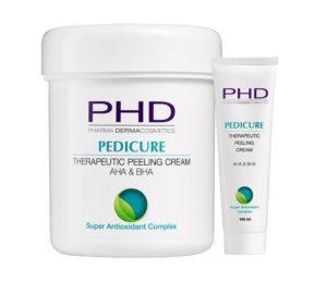 Линия PEDICURE космецевтики PHD Pharma Dermacosmetics