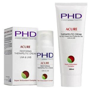 Увлажняющий крем для проблемной кожи ACURE