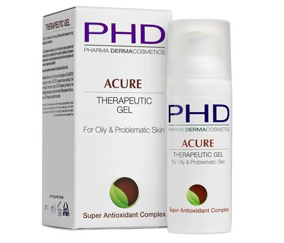 Противовоспалительный локальный гель для проблемной кожи ACURE