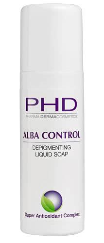 Отбеливающее мыло ALBA CONTROL