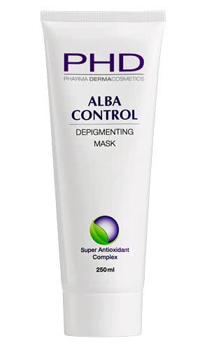 Отбеливающая маска ALBA CONTROL