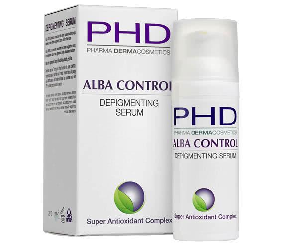 Отбеливающая сыворотка ALBA CONTROL