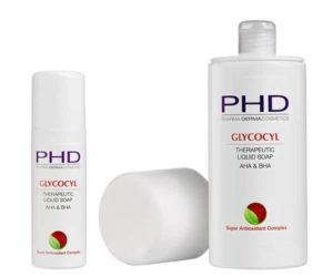 Мыло-пилинг GLYCOCYL